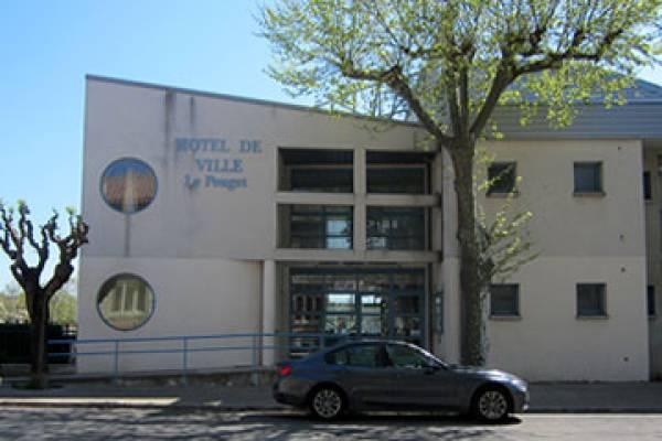 Mairie de Le Pouget hérault