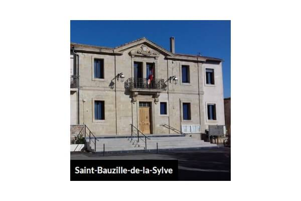 Mairie de Saint Bauzille de la Sylve