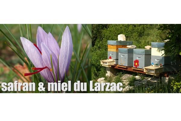 Safran et Miel du Larzac Sorbs