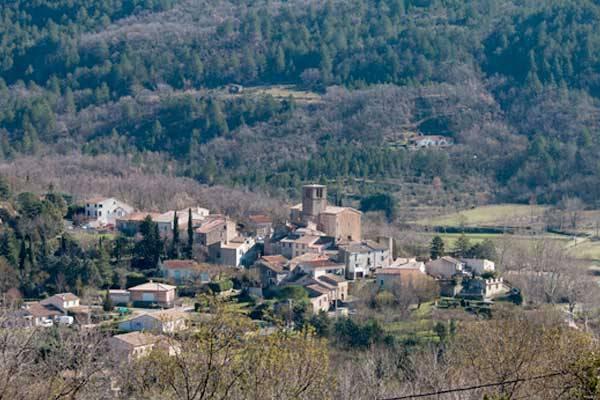 Mairie de Saint Etienne de Gourgas