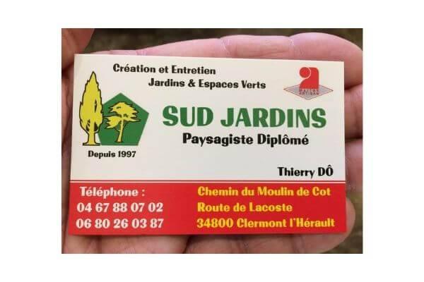 Sud Jardins à Clermont l'Hérault