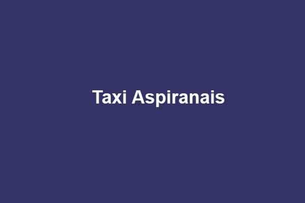 Taxi Aspiranais