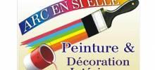 Arc en si elle, peinture et décoration à Lodève en Coeur d'Hérault