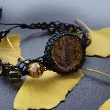 Bracelet couleur automne