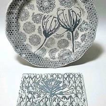Carrelage céramique, Alison Goddard Ramond