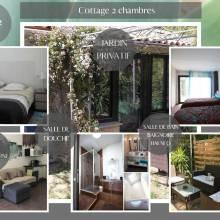 Maison d'hôtes Coeur d'Hérault, cottage