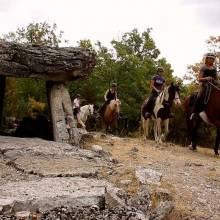 Equi-Larzac découverte du Larzac à Cheval