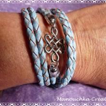 Manouchka Créations, artisan d'art, bracelet