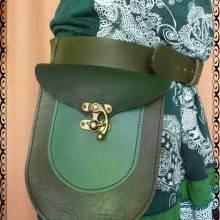 Manouchka Créations, artisan d'art, ceinture