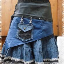 Manouchka Créations, artisan d'art, jupe