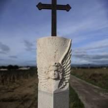 Gravure taille de pierre sculpture à Saint Privat
