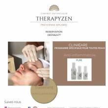 Therapyzen soins visage