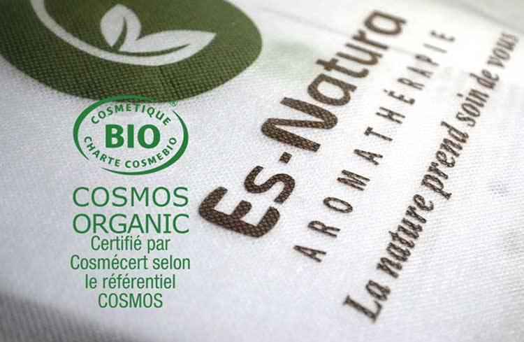 le Laboratoire SEDAROME à Soubès dans l'Hérault, reçoit la certification Cosmos Organic.
