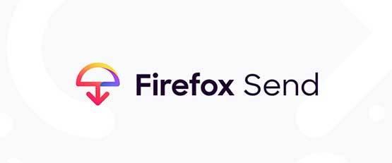Transfert de fichiers volumineux avec Firefox Send