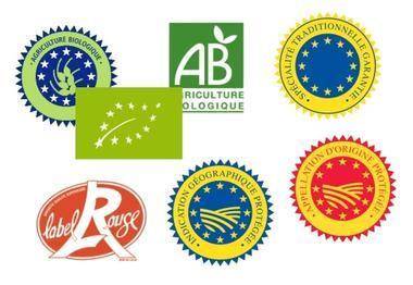 Les labels alimentaires