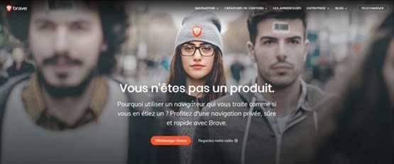 Brave : le navigateur qui rémunère les utilisateurs et respecte votre vie privée