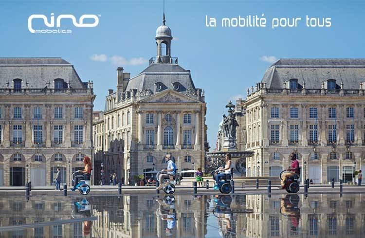 Nino Robotics, la mobilité pour tous