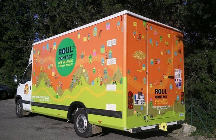 Roul'Contact, des villages du Coeur d'Hérault pleins de vitalité !