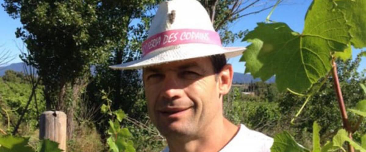 Sébastien Galtier est un «paysan vigneron» heureux au Mas des Colibris