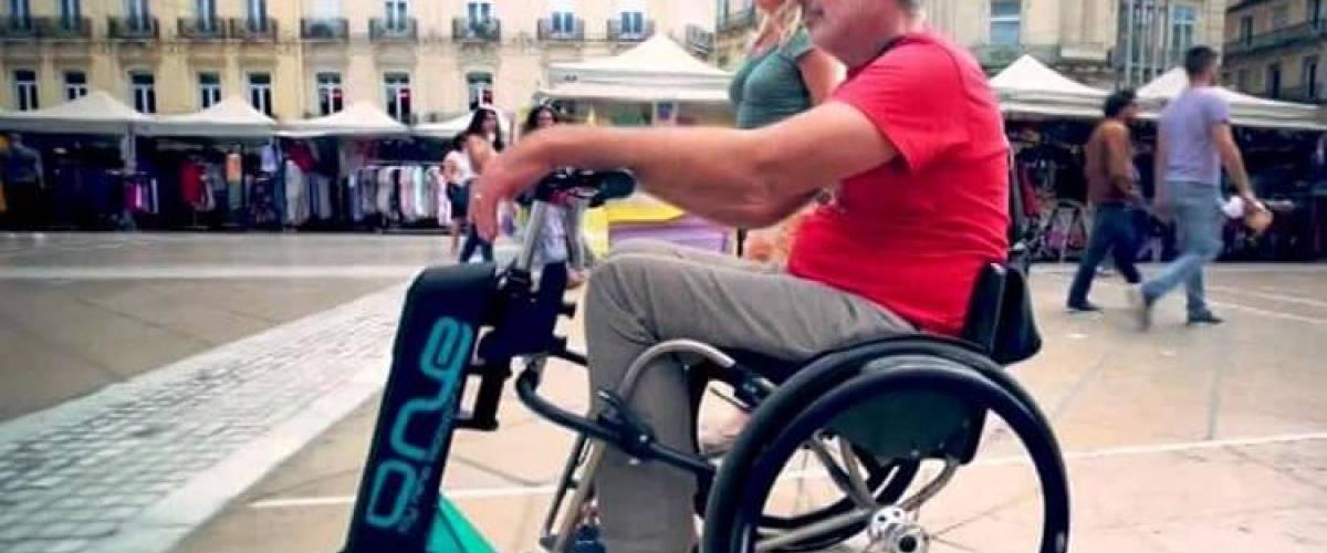 Nino Robotics, producteur de fauteuils roulants, s'installe à Clermont-l'Hérault