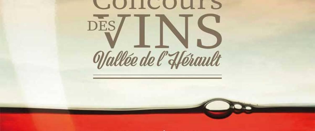 Palmarès 2018 du Concours des vins de la Vallée de l'Hérault