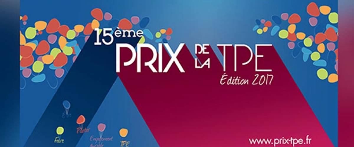 15 ème édition du Prix de la TPE