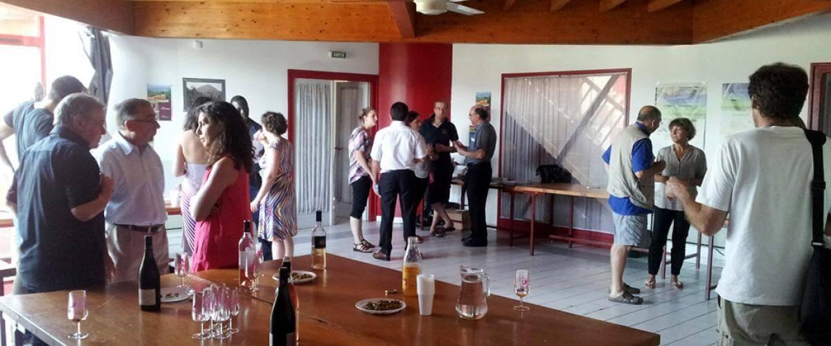 Rencontres Agrilocal34 Acheteurs Fournisseurs en Coeur d'Hérault