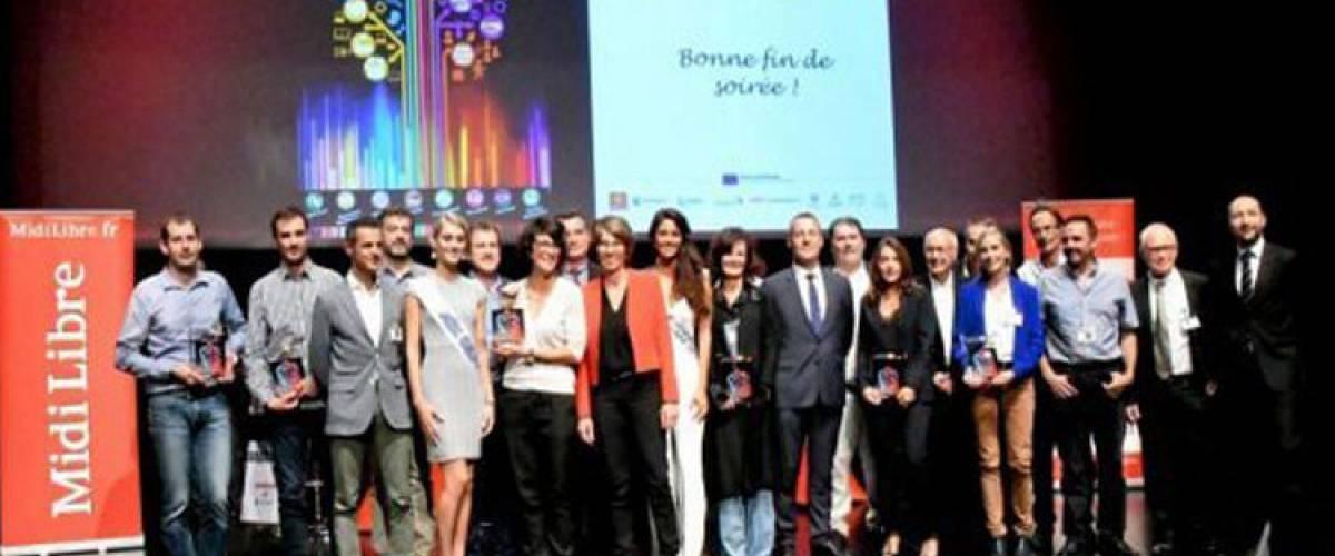 Les lauréats 2017 des trophées septuors