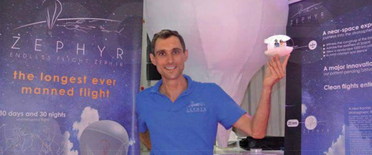 Zephyr Endless Flight membre de la pépinière d'entreprises du Pays Coeur d'Hérault
